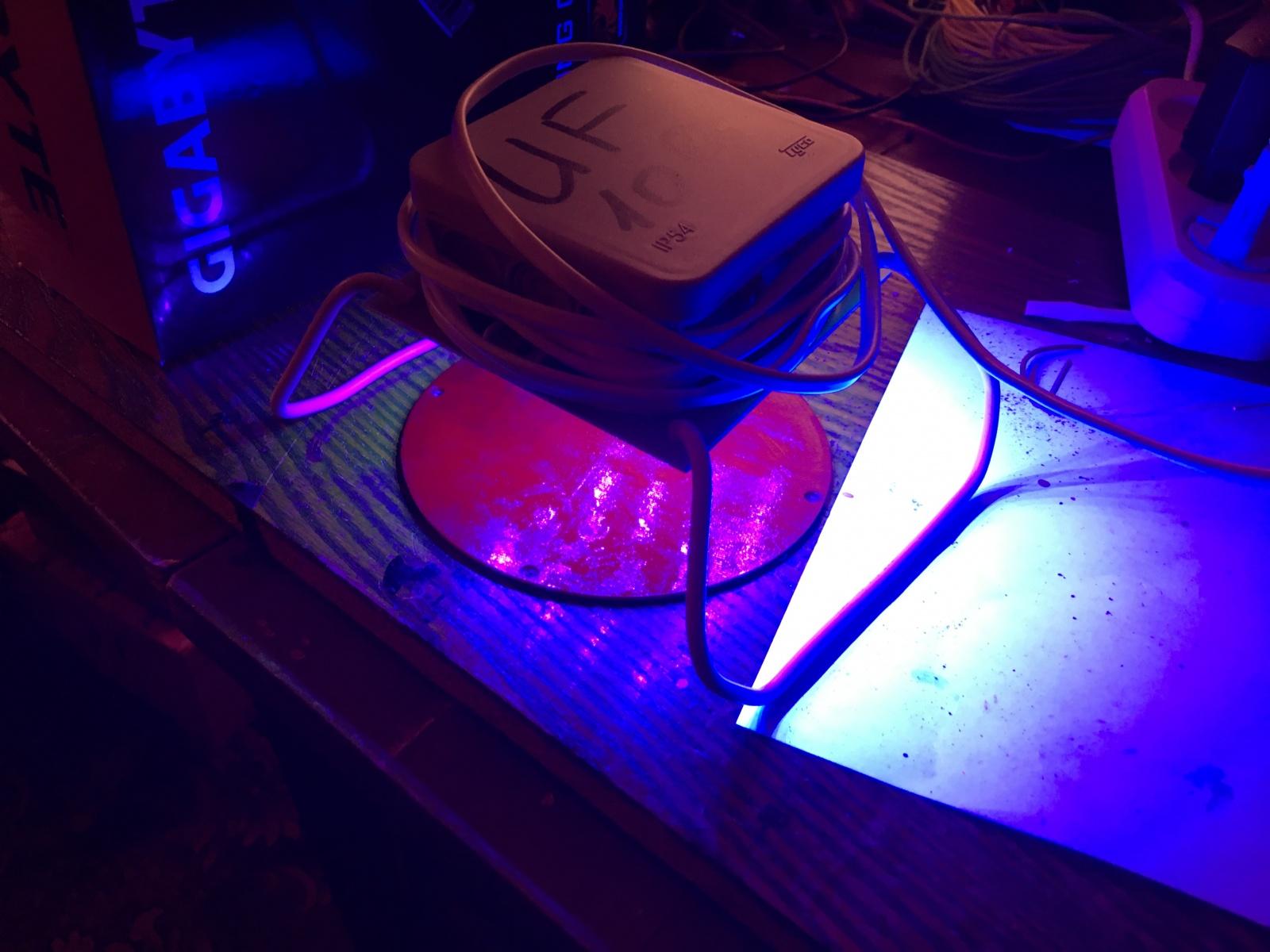 Разработка и сборка фото-светильника - 4