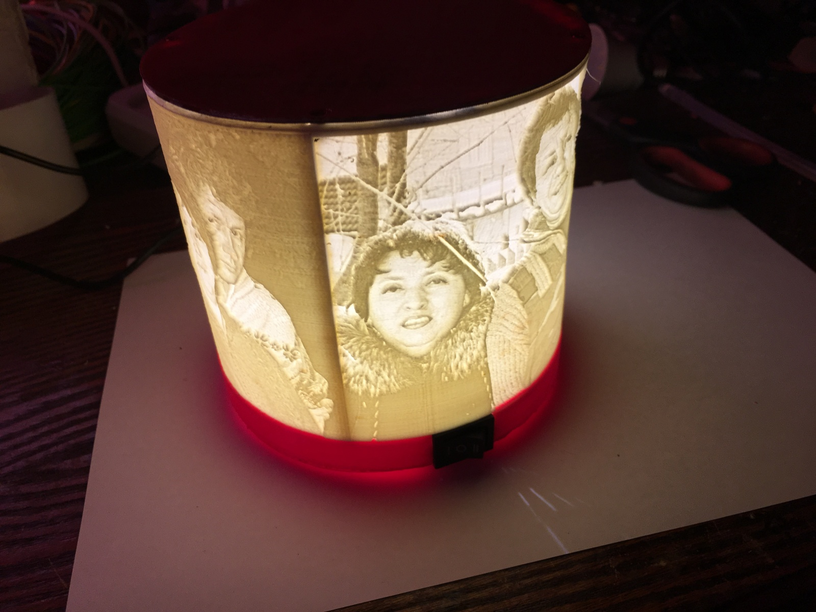 Разработка и сборка фото-светильника - 1