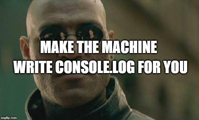 Сверхпростое логгирование в Javascript — два декоратора, и готово - 1