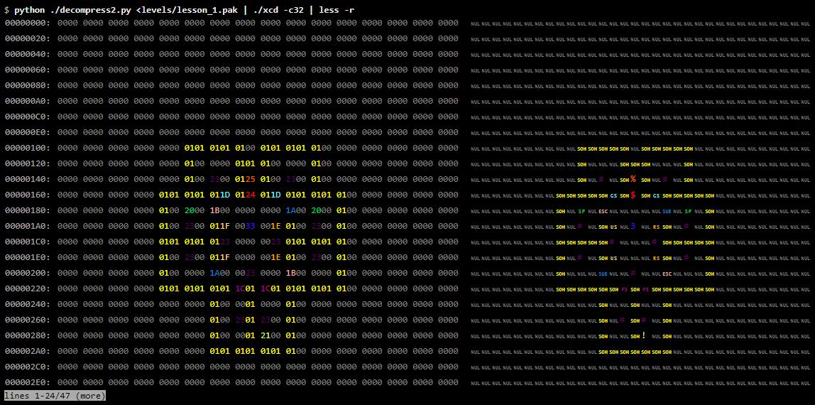 Введение в реверс-инжиниринг: взламываем формат данных игры - 17
