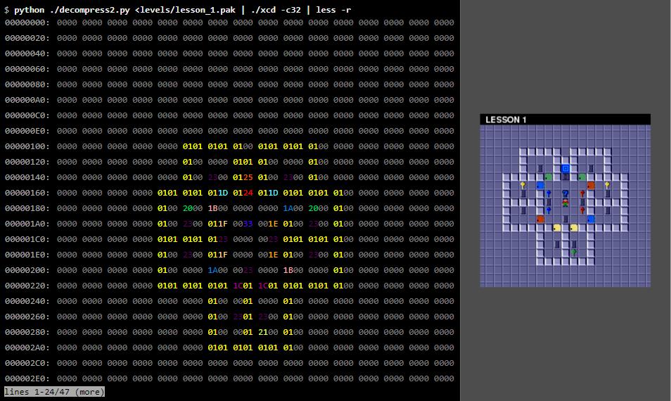 Введение в реверс-инжиниринг: взламываем формат данных игры - 1