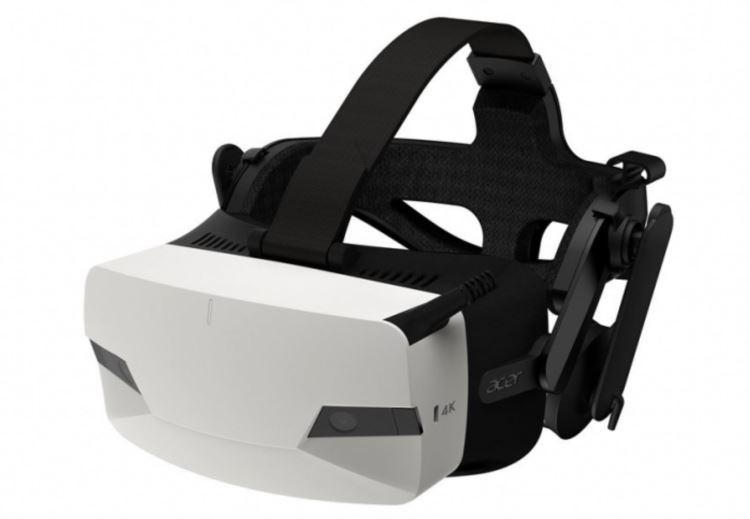 Acer представила гарнитуру виртуальной реальности ConceptD OJO
