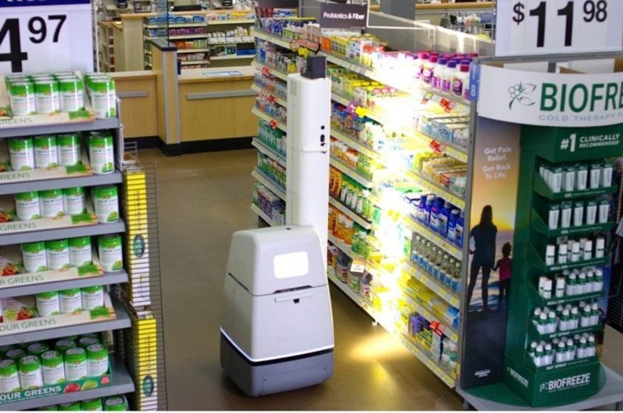Еще больше роботов: Walmart внедряет тысячи машин для работы в своих магазинах - 5