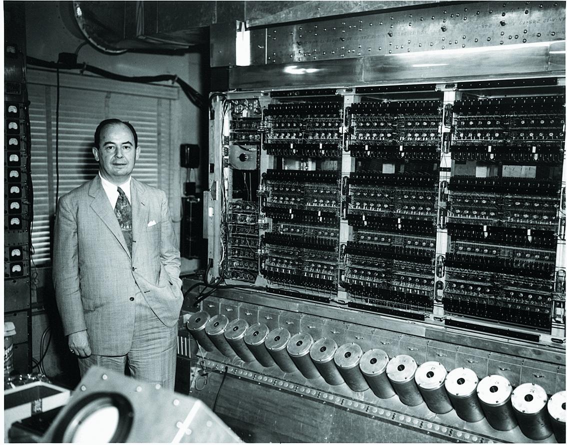 История электронных компьютеров, часть 4: электронная революция - 4