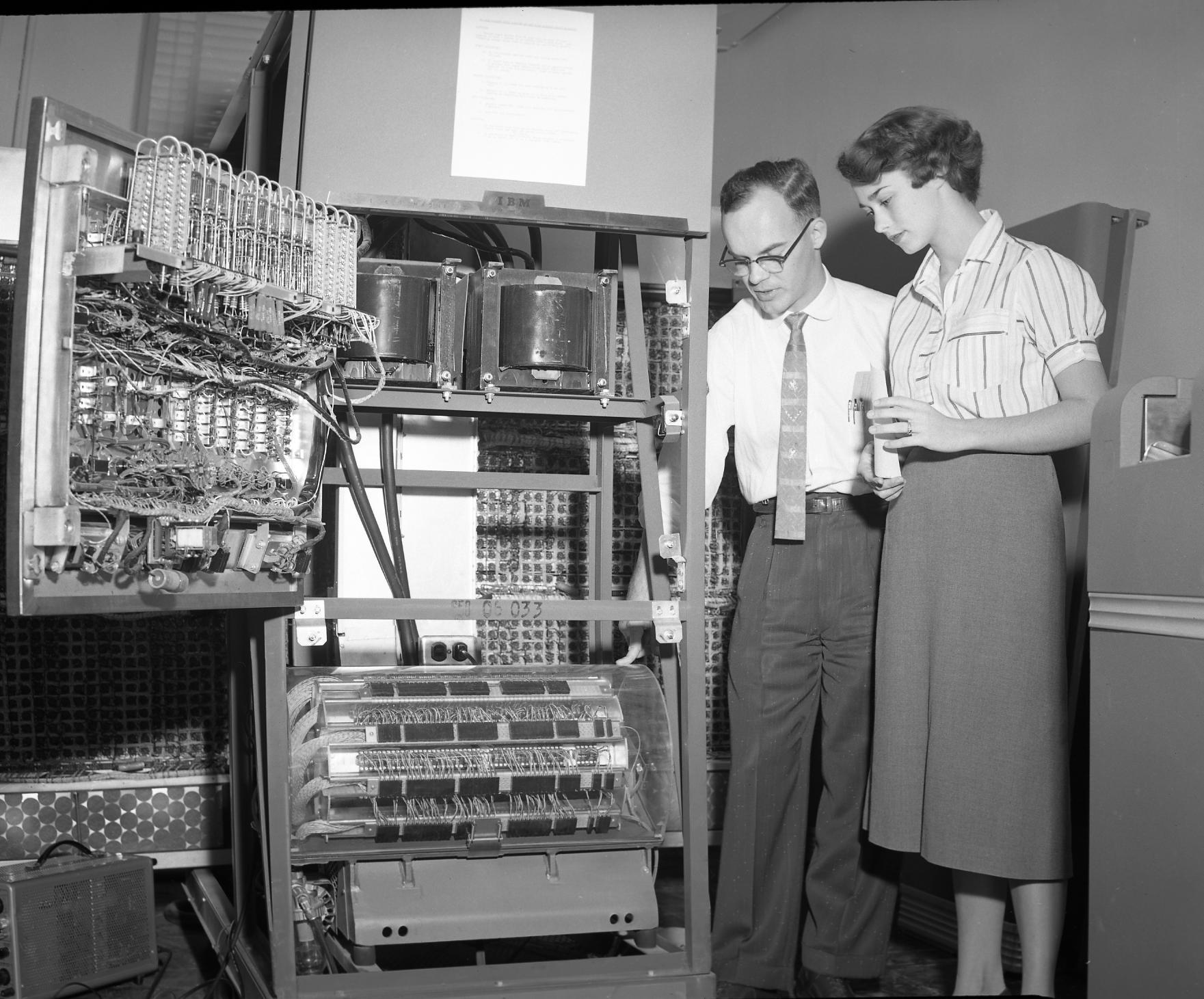 История электронных компьютеров, часть 4: электронная революция - 6