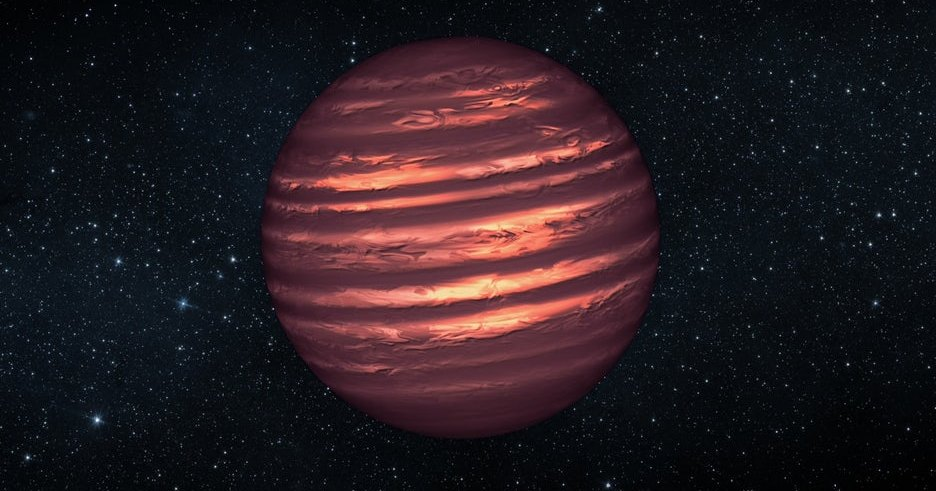 Найдено свидетельство формирования коричневых карликов как планет
