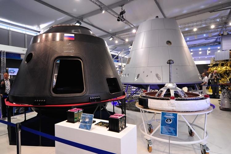 «Орёл» или «Аист»: названы новые возможные имена корабля «Федерация»