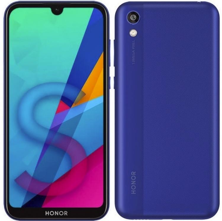 Смартфон Honor 8S с чипом Helio A22 пополнит ассортимент недорогих аппаратов