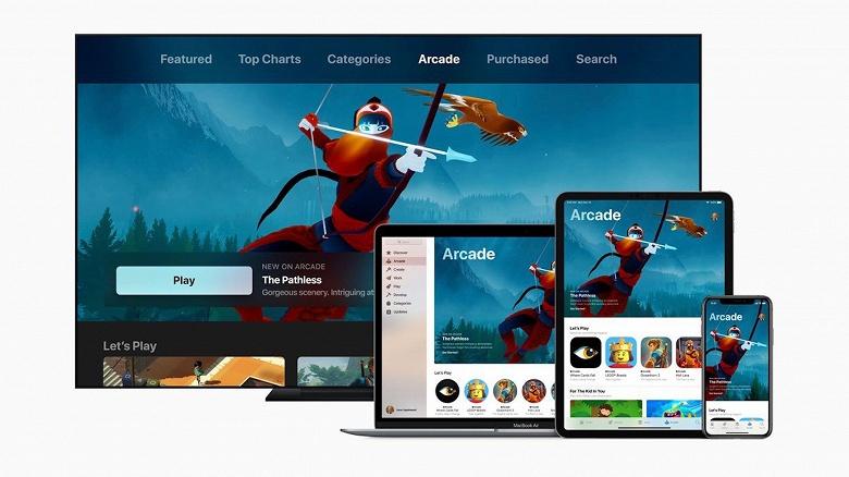 Сотни миллионов на игры. Apple тратит по несколько миллионов долларов на разработку каждой игры для сервиса Arcade