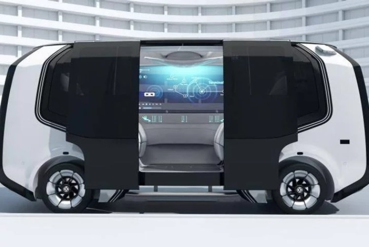 Huawei может представить свой первый автомобиль на Шанхайском автосалоне