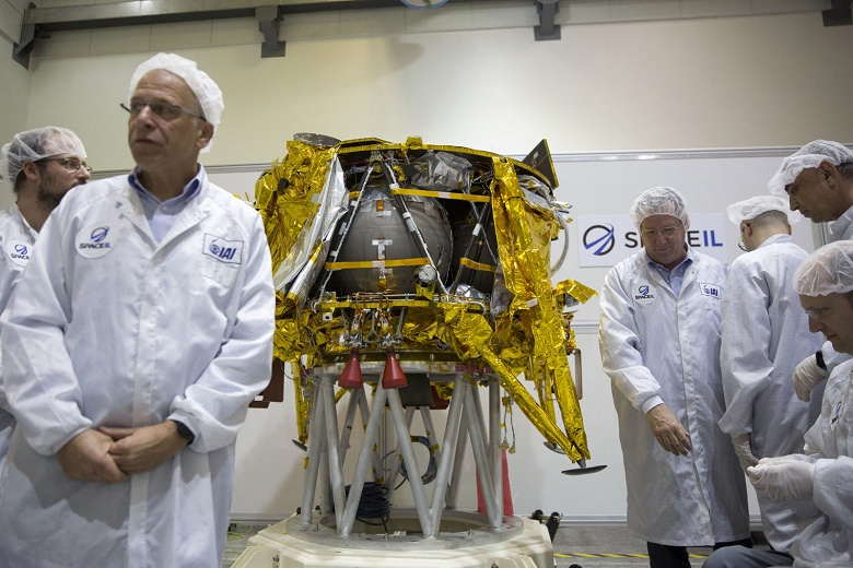 SpaceIL предпримет вторую попытку посадки на Луну