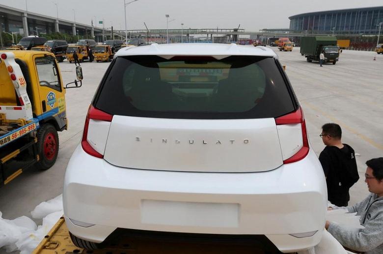 Toyota согласилась продать китайцам технологии электромобиля eQ