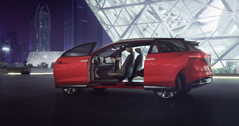 Анонсирован электрический кроссовер Volkswagen I.D. ROOMZZ – Teramont на стероидах с двумя электромоторами и раздвижными дверьми спереди и сзади
