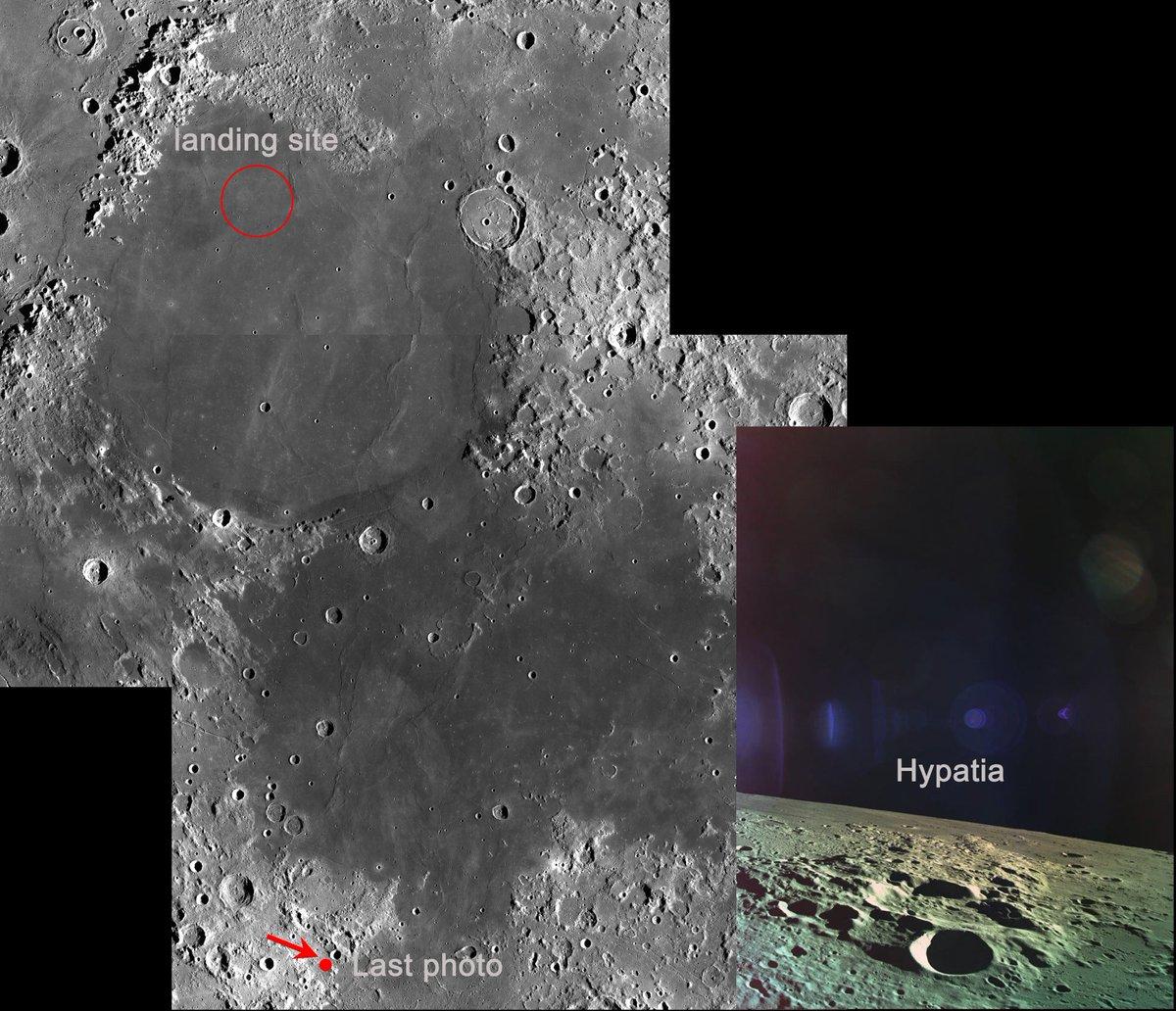 Лунная миссия «Берешит» — разбор аварии, анонсирование запуска разработки аппарата «Берешит 2.0» - 31