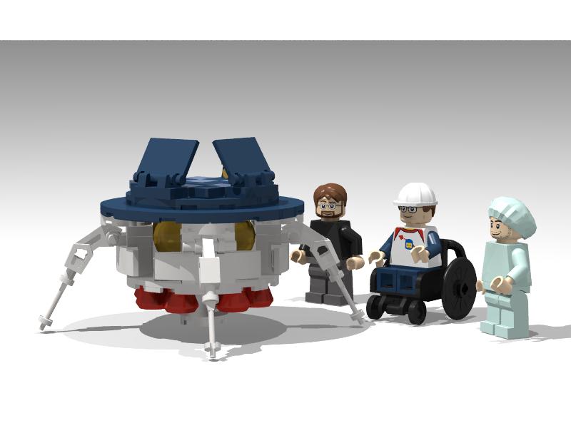 Лунная миссия «Берешит» — разбор аварии, анонсирование запуска разработки аппарата «Берешит 2.0» - 37