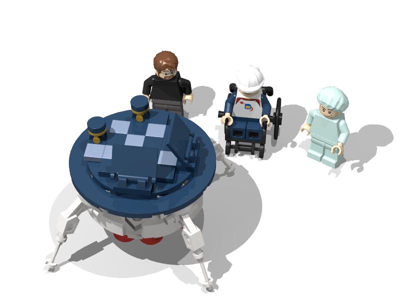 Лунная миссия «Берешит» — разбор аварии, анонсирование запуска разработки аппарата «Берешит 2.0» - 38