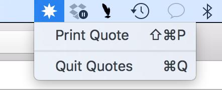 Приложение в строке меню для macOS - 5