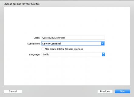 Приложение в строке меню для macOS - 6