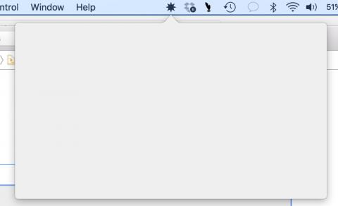 Приложение в строке меню для macOS - 8