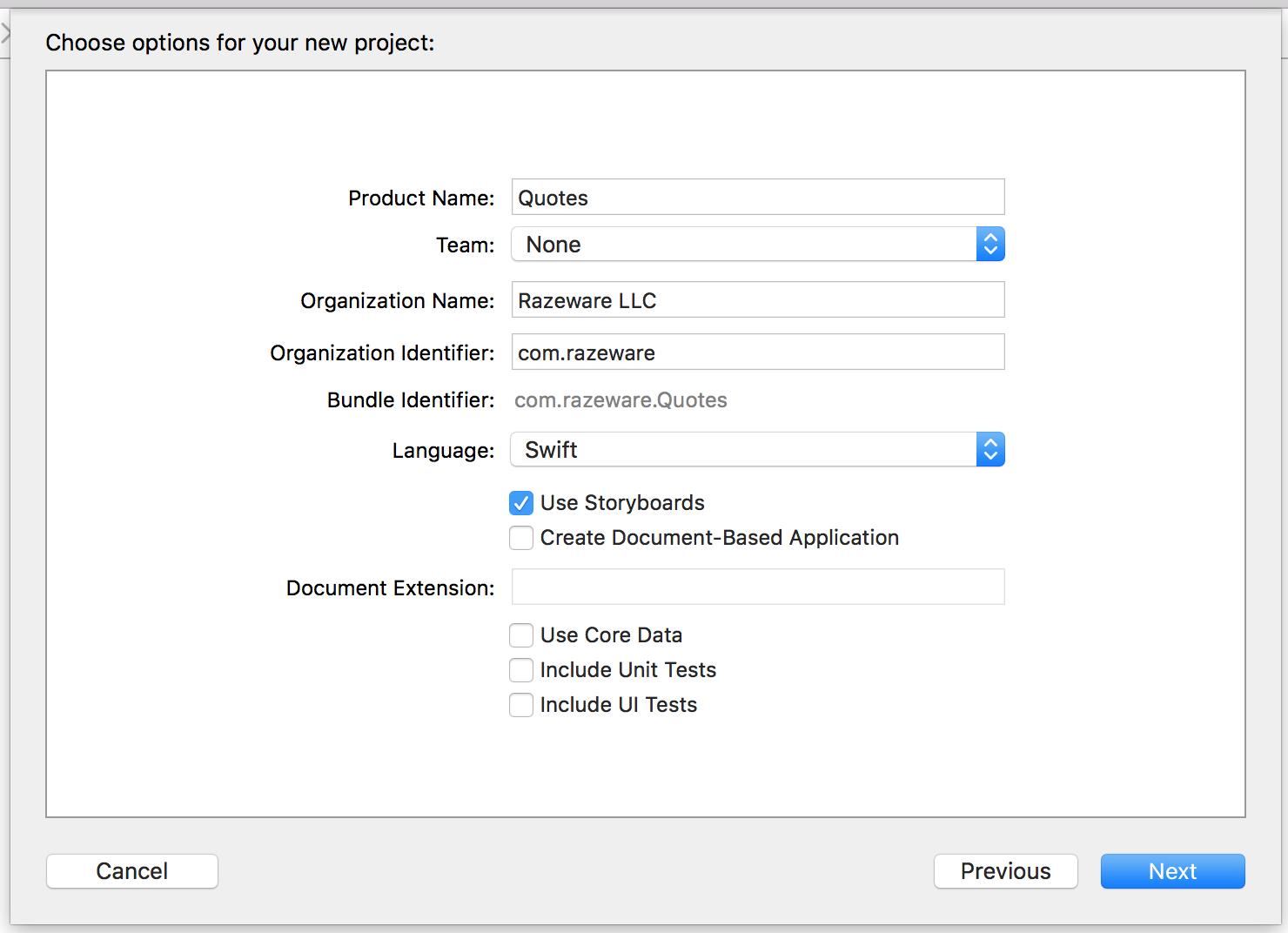 Приложение в строке меню для macOS - 1