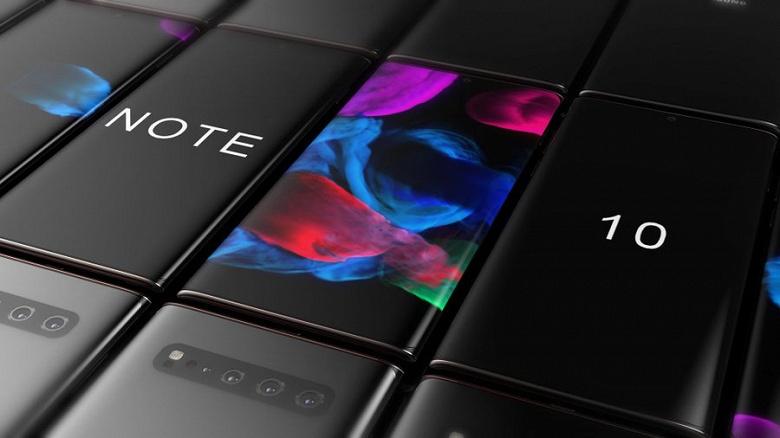 Традиции нарушены. Названа самая дорогая версия флагманского планшетофона Samsung Galaxy Note 10