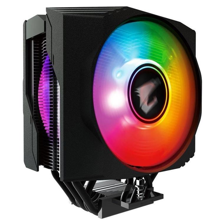 Aorus ATC800: кулер башенного типа с эффектной RGB-подсветкой