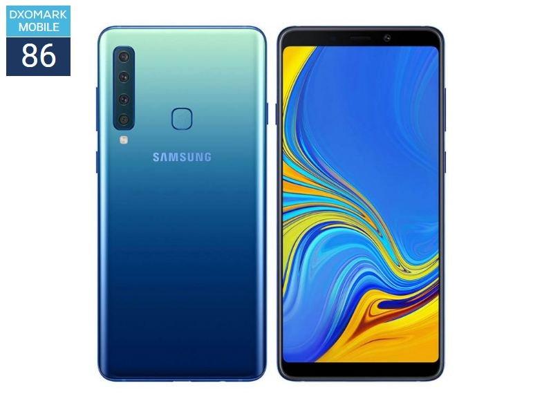 DxOMark протестировала Samsung Galaxy A9 — первый смарфтон Samsung с четверной камерой
