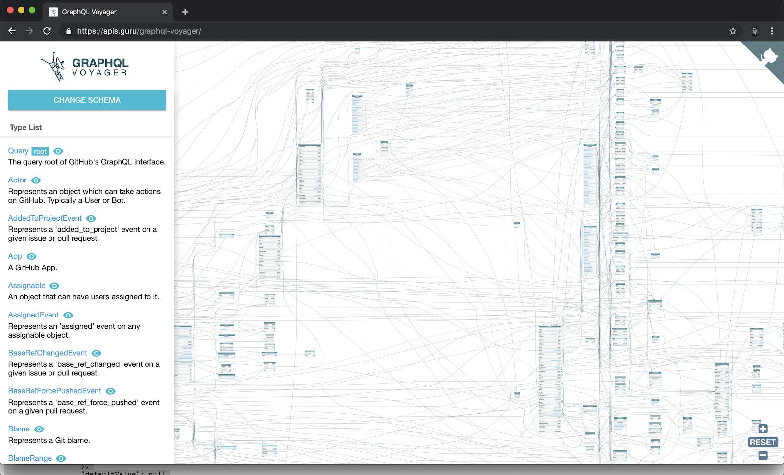GraphQL Voyager как инструмент для поиска уязвимостей - 3
