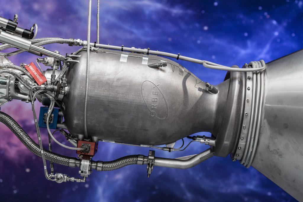 SLM-технология бьет рекорды: напечатан самый большой ракетный двигатель - 3