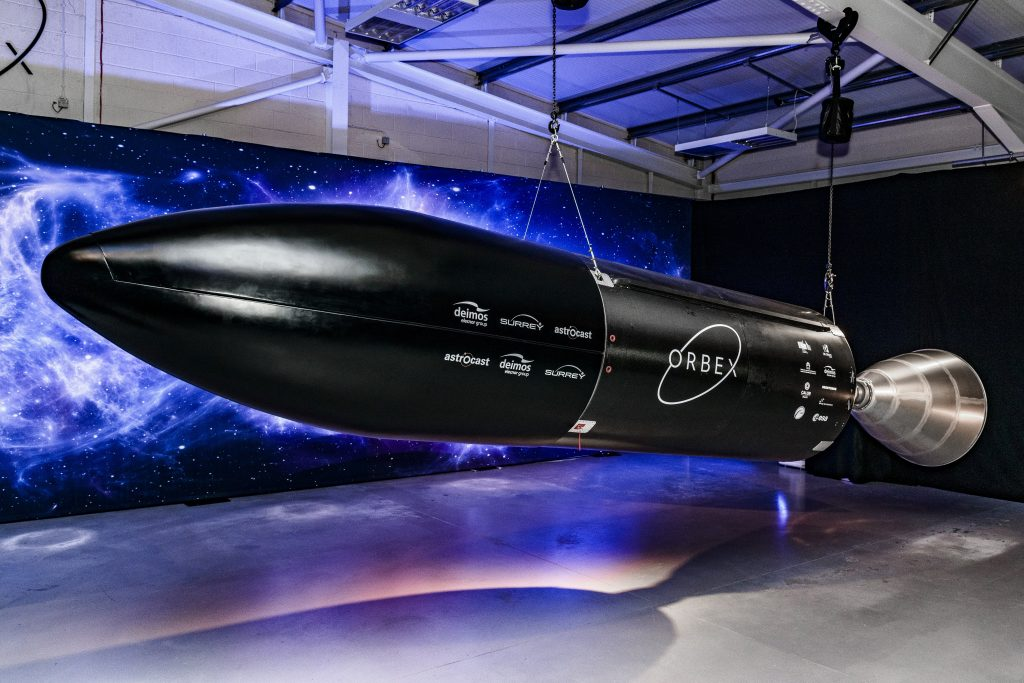 SLM-технология бьет рекорды: напечатан самый большой ракетный двигатель - 1