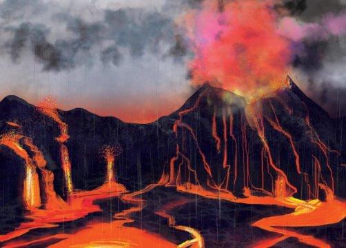 Получены новые свидетельства вулканической активности, послужившей причиной самого массового вымирания в истории - 1