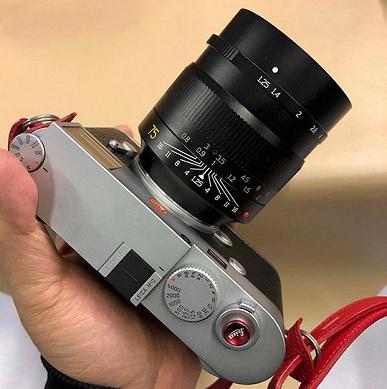 Появились спецификации объектива 7Artisans 75mm f/1.25 с креплением Leica M
