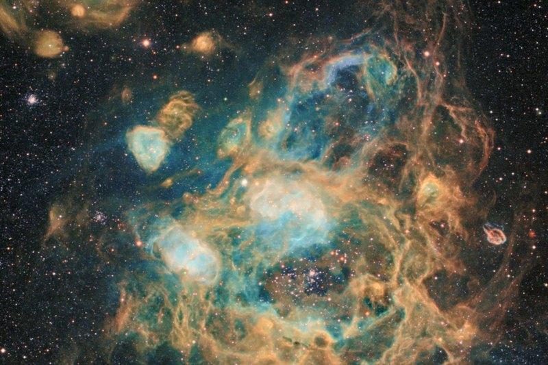 Тысяча часов неба: самая долгая астрофотография