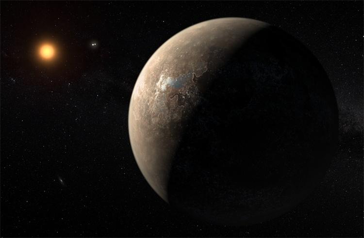У ближайшей к Солнцу звезды, возможно, обнаружена суперземля