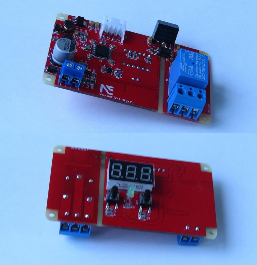 Управляем генератором или борьба с АЦП в STM32F030 - 3