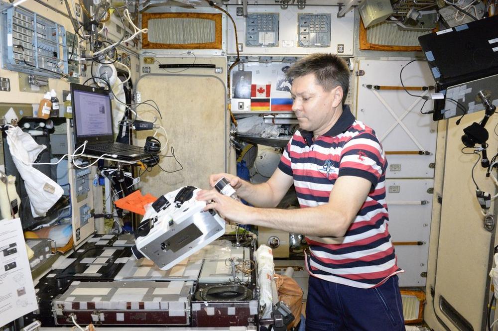 В Москве покажут принтер, печатающий органы и ткани - 6