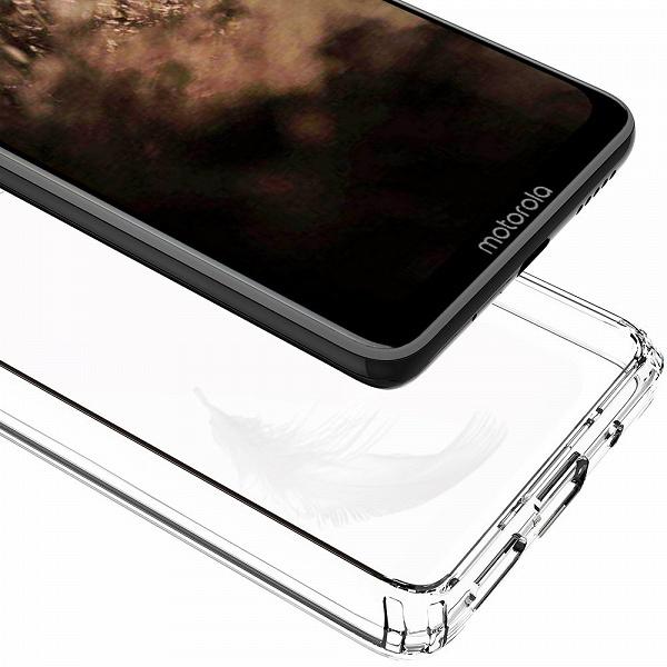 Motorola P40 с врезанной в экран камерой предстал на качественных изображениях