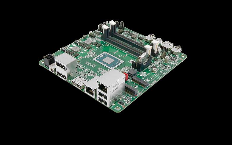 Sapphire FS-FP5R — очень компактная системная плата с распаянной новейшей SoC AMD