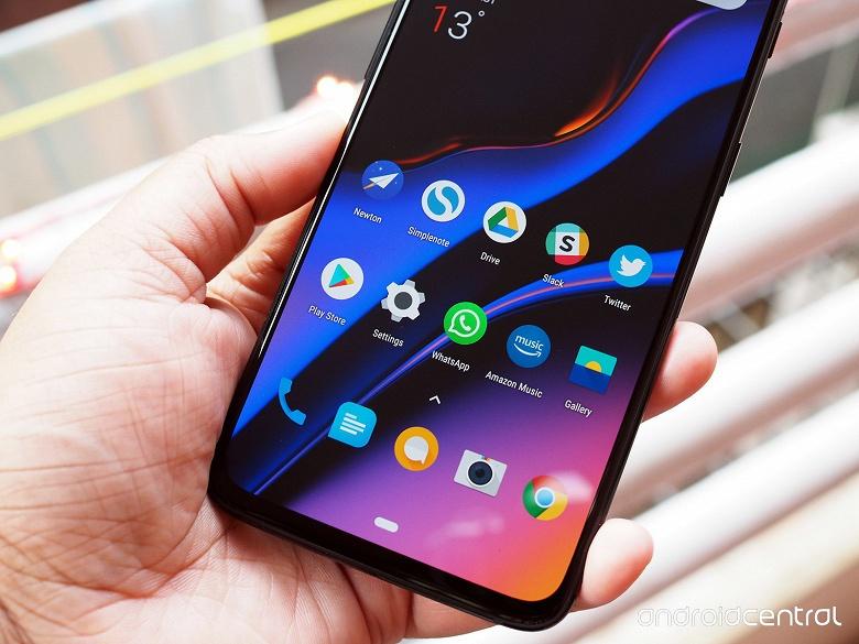 Настоящий «убийца флагманов»: смартфон OnePlus 7 Pro получит дисплей QHD+ с кадровой частотой 90 Гц и очень быструю зарядку