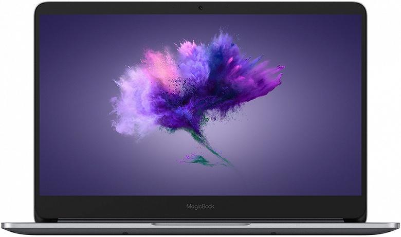 Первый ноутбук Honor приехал в Россию