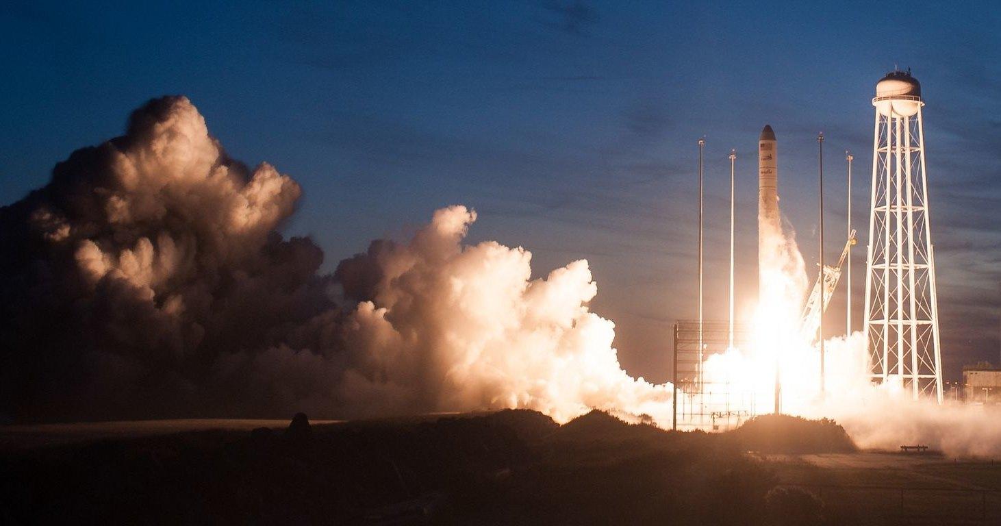 Прямая трансляция запуска корабля Cygnus NG-11 к МКС