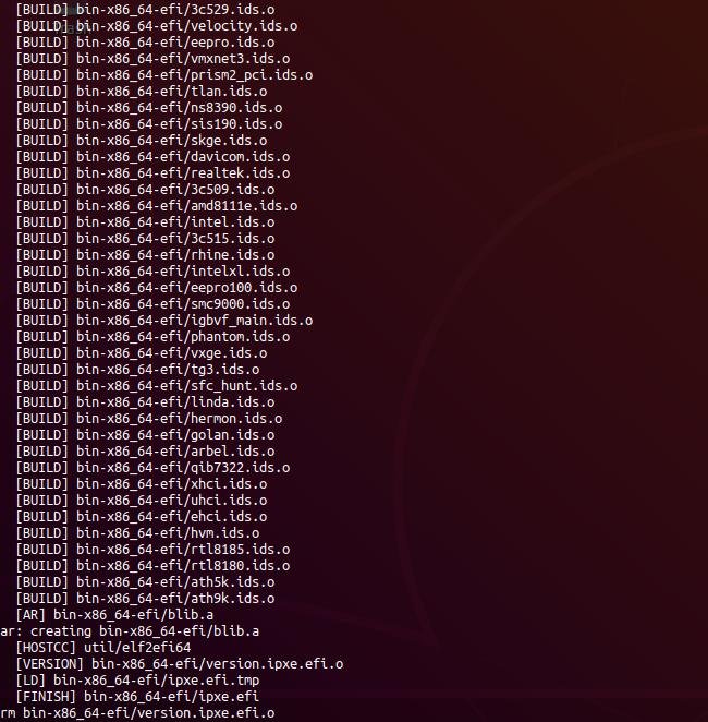 Расширяем функционал WDS: добавление возможности загрузки в UEFI - 5