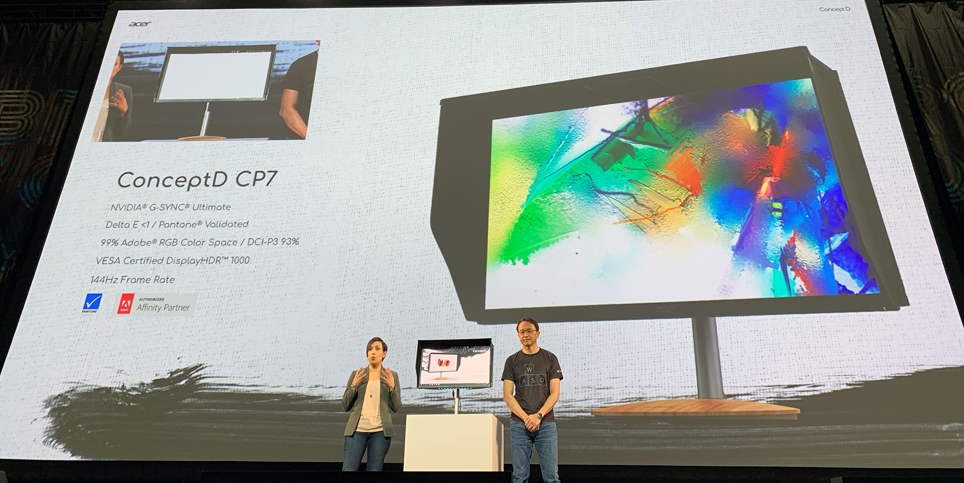 Acer в 2019: что если из игровых ноутов убрать все финтифлюшки - 10