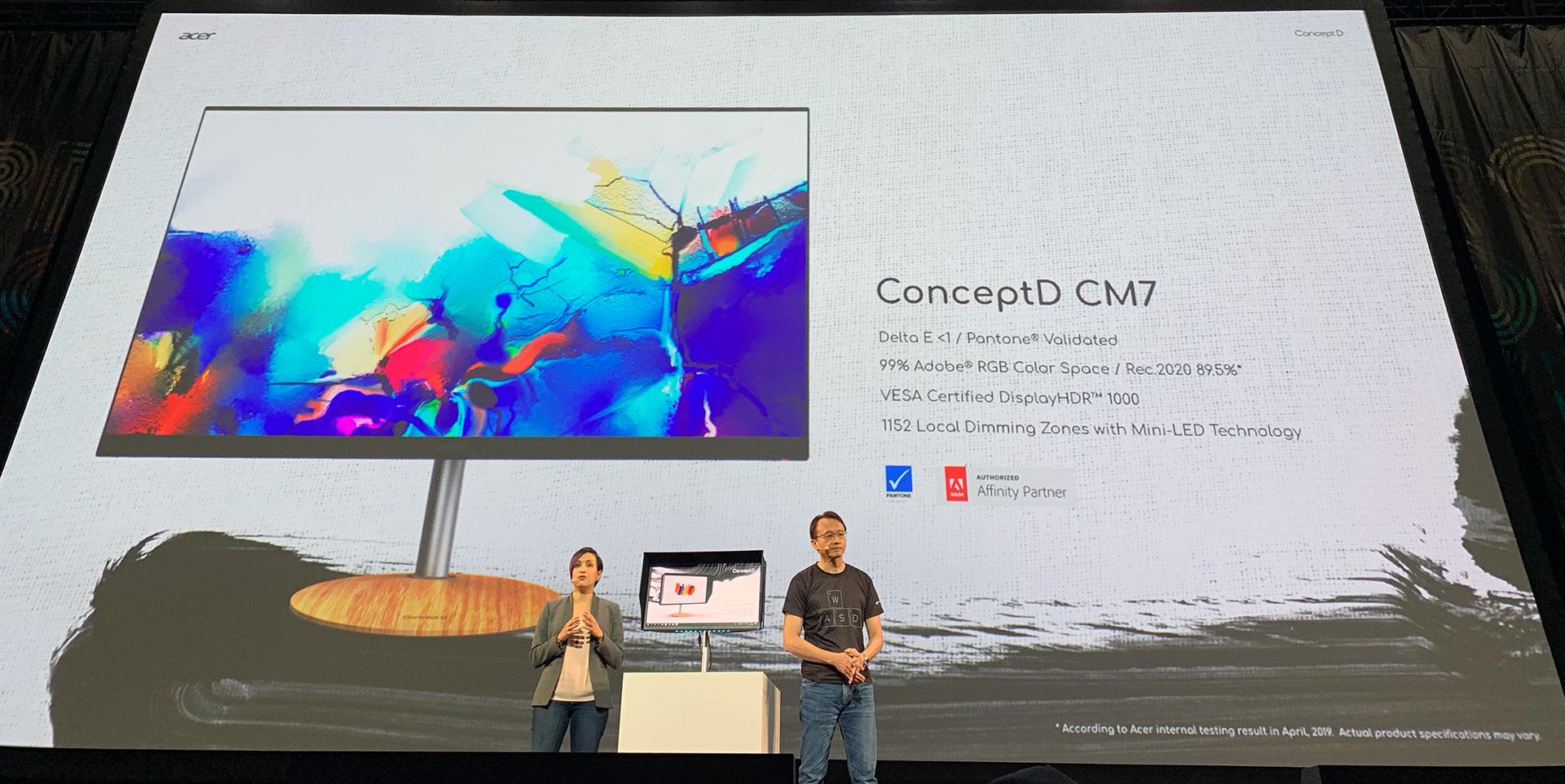 Acer в 2019: что если из игровых ноутов убрать все финтифлюшки - 11