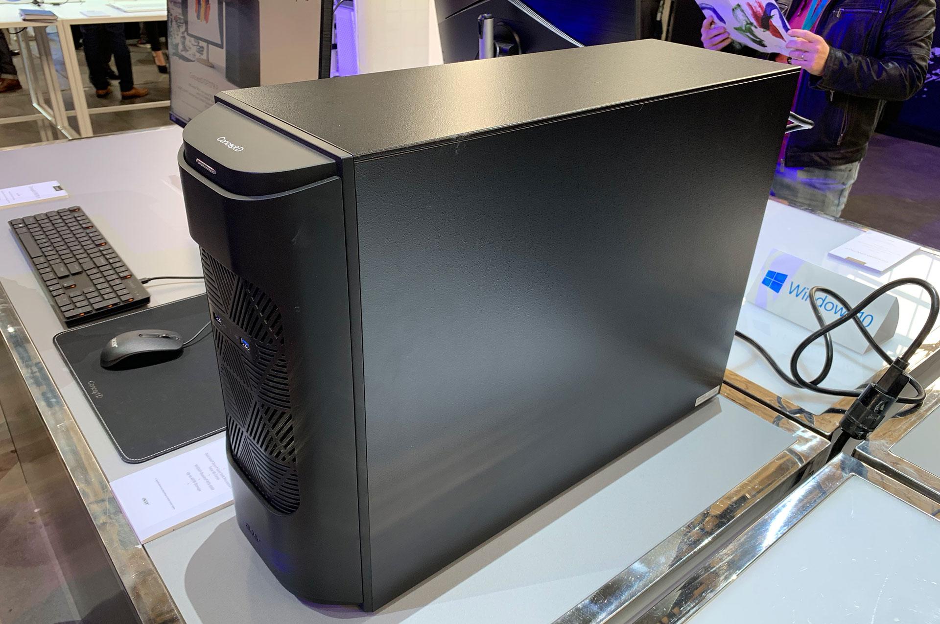 Acer в 2019: что если из игровых ноутов убрать все финтифлюшки - 12