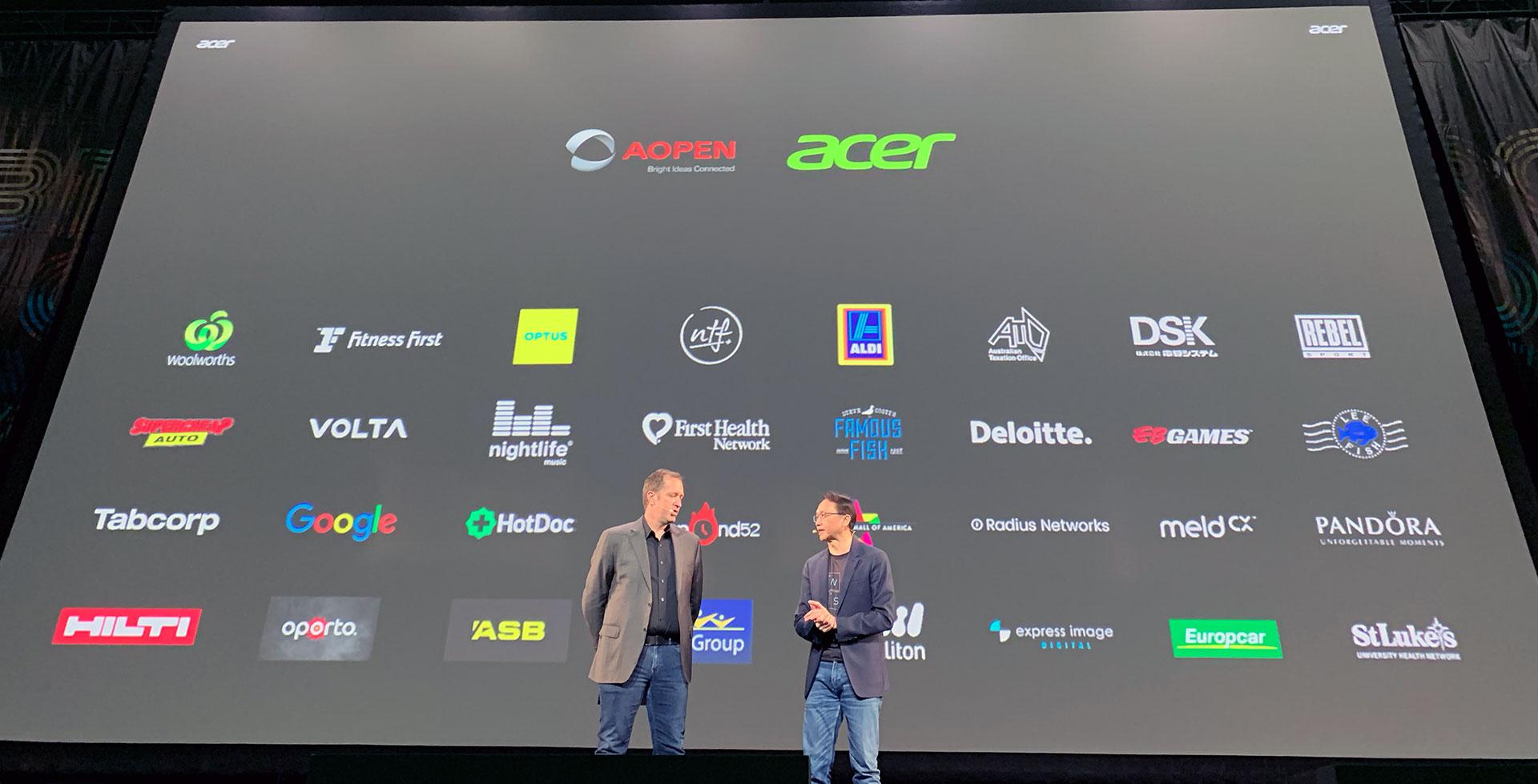 Acer в 2019: что если из игровых ноутов убрать все финтифлюшки - 3