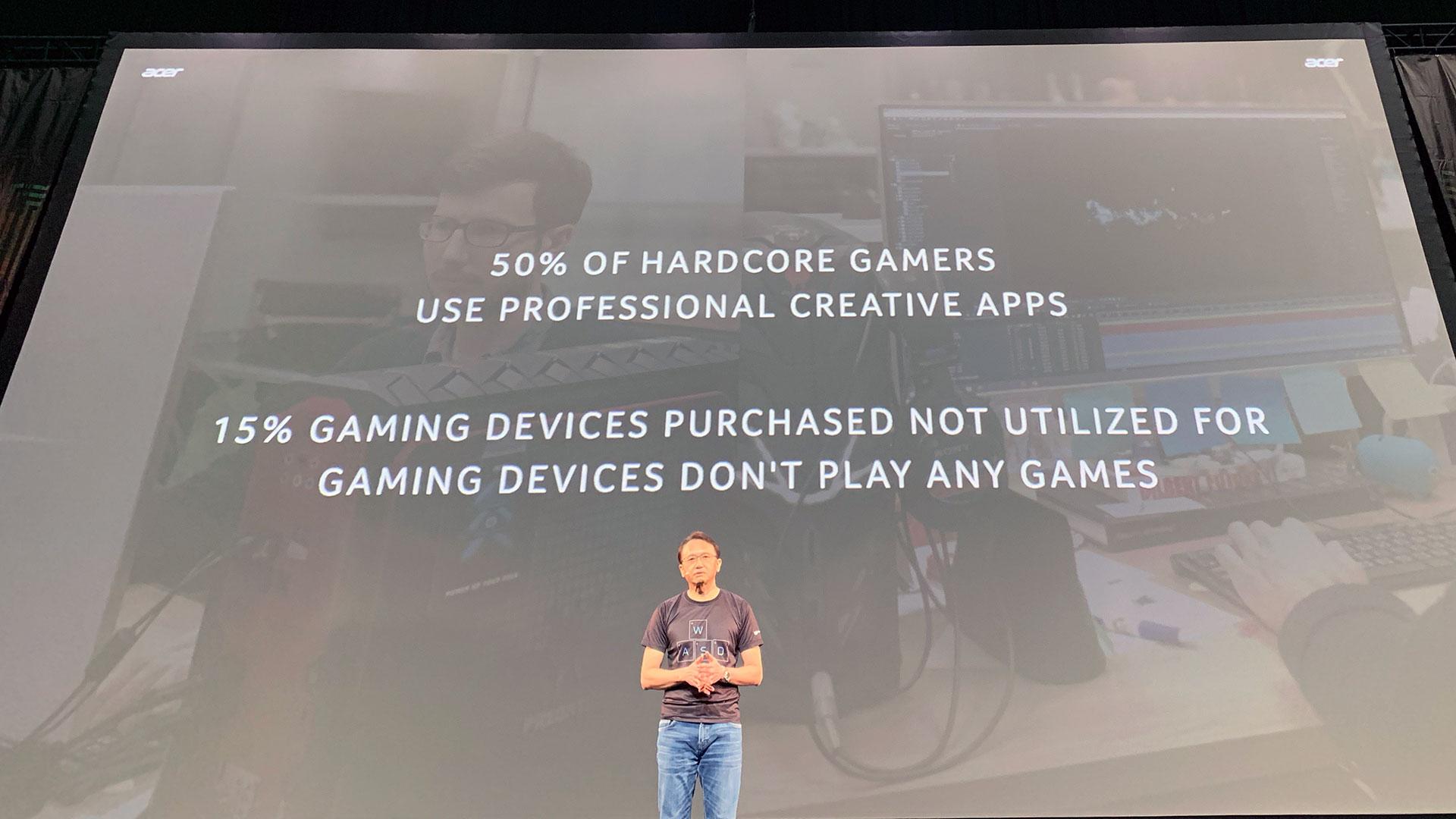 Acer в 2019: что если из игровых ноутов убрать все финтифлюшки - 6