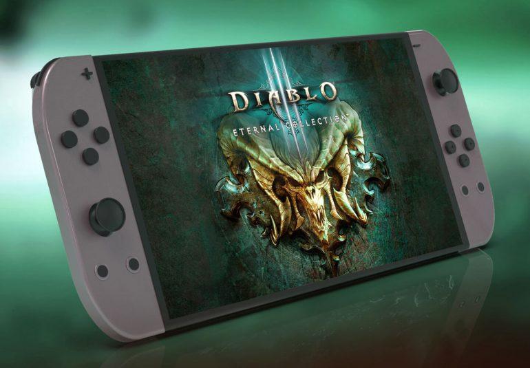 Nintendo готовит приставку Switch Lite, которая будет меньше и дешевле текущей консоли