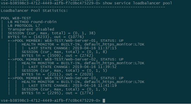 VMware NSX для самых маленьких. Часть 5. Настройка балансировщика нагрузки - 25