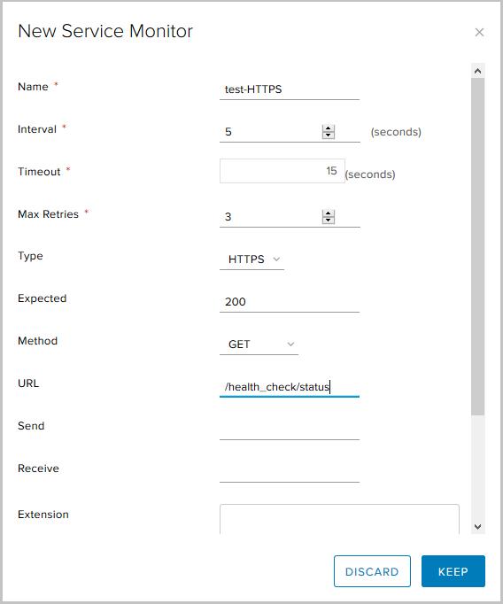VMware NSX для самых маленьких. Часть 5. Настройка балансировщика нагрузки - 27